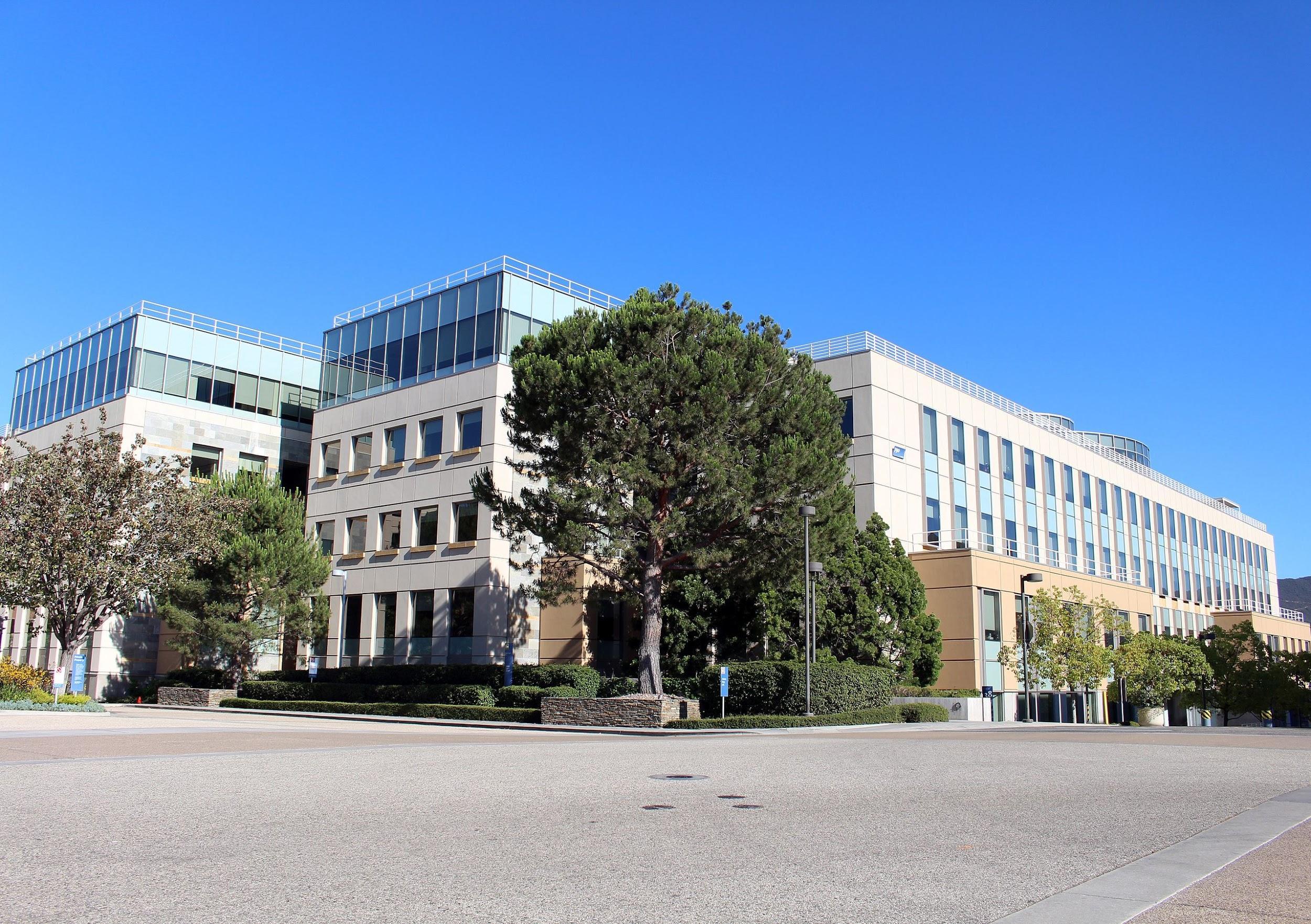 Amgen's offices in Thousand Oaks, CA