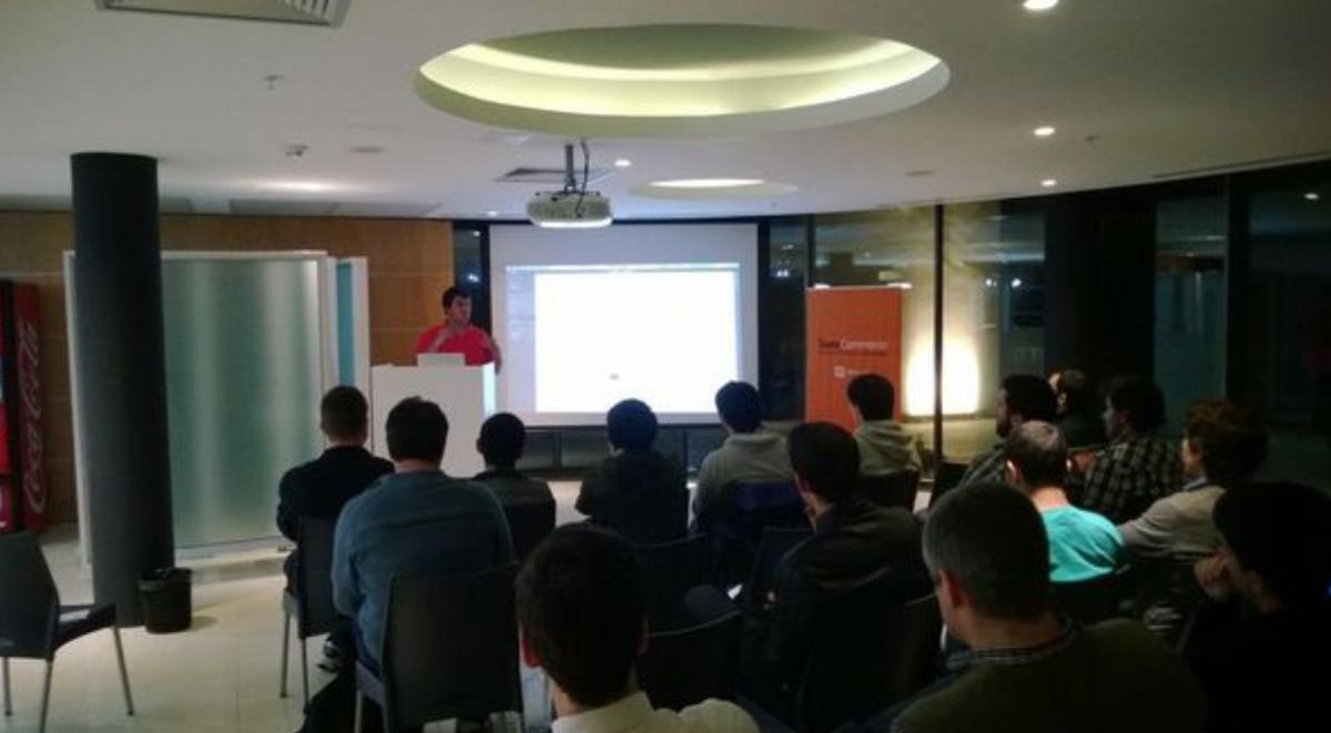 JS Meetup - December
