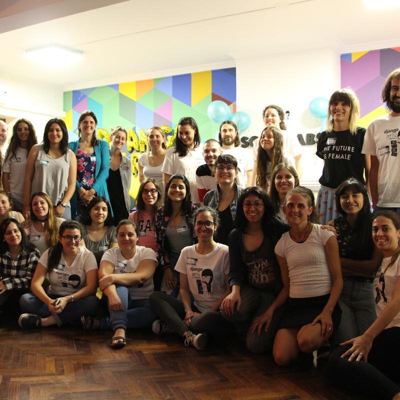 Django Girls Montevideo: Working to Close the Gender Gap in Software Development
