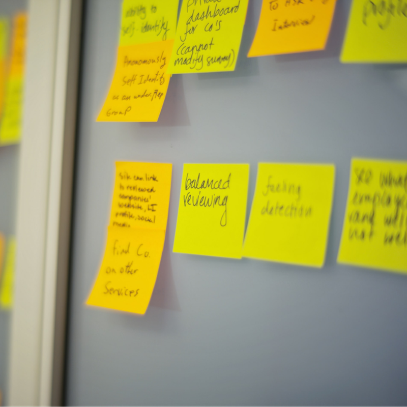 The Scrum Pillars at Sophilabs: Transparency