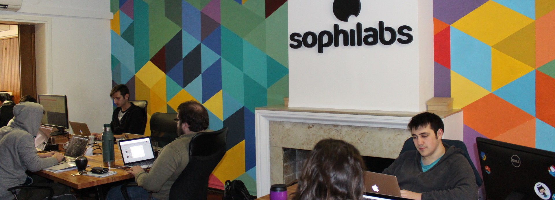 Open offices at Sophilabs